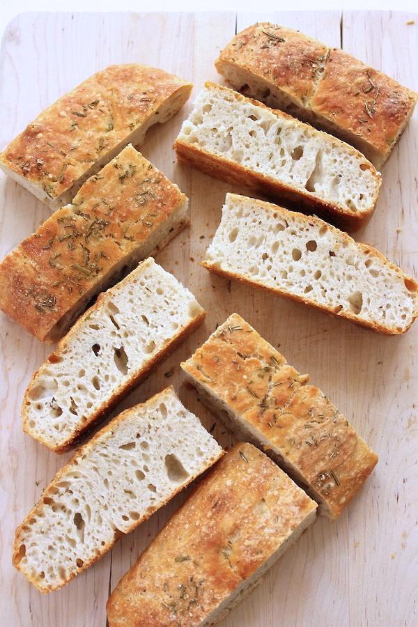 no-knead-focaccia-cut