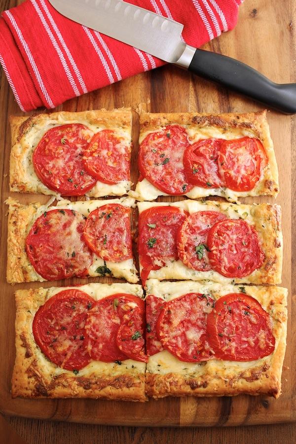 Tomato-Tart-Steps