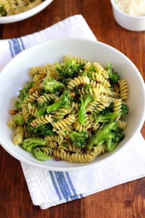 Pasta-with-Broccoli