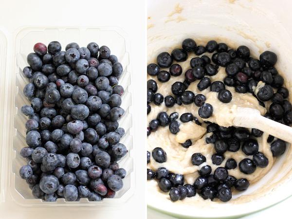 blueberry-banana-muffins
