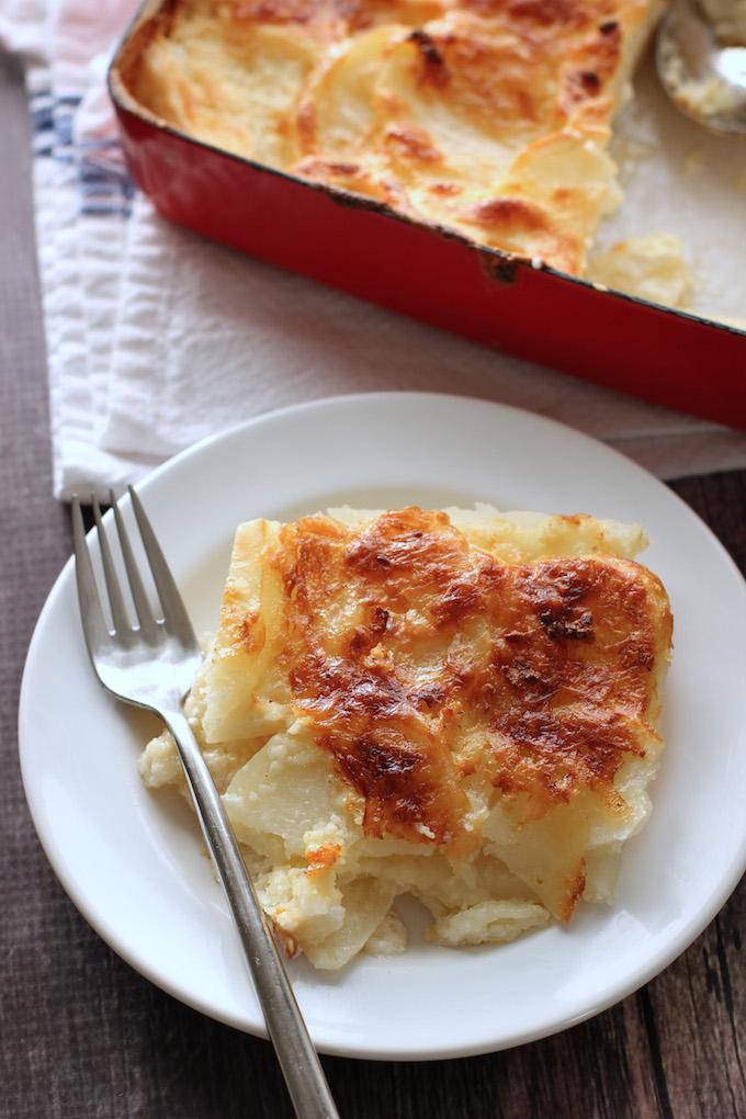 Potato Gratin | Green Valley Kitchen