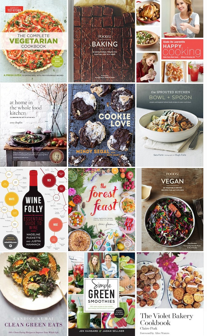 2015 cookbook gift guide | Green Valley Kitchen