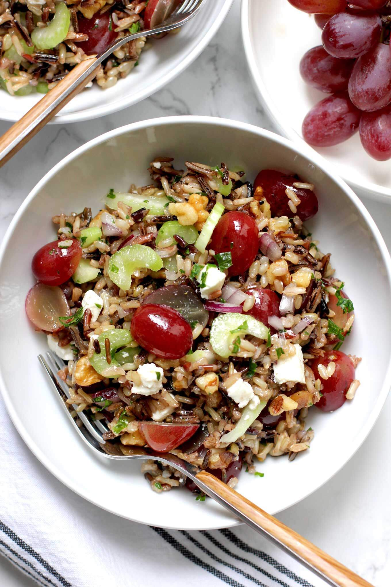Wild-Rice-Salad-With-Grapes-1