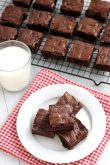 Old Fashioned Brownies | Green Valley Kitchen