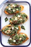 Roasted Sweet Potato Stuffed With Quinoa And Spinach | Green Valley Kitchen